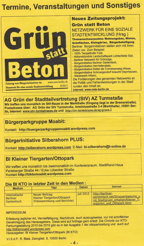 berliner gartentisch f r erhalt ffentlichen gr ns in berlin. Black Bedroom Furniture Sets. Home Design Ideas